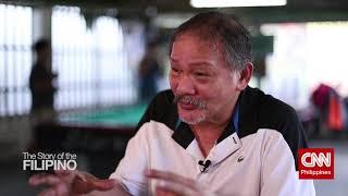 "The Story of the Filipino: Efren ""Bata"" Reyes"