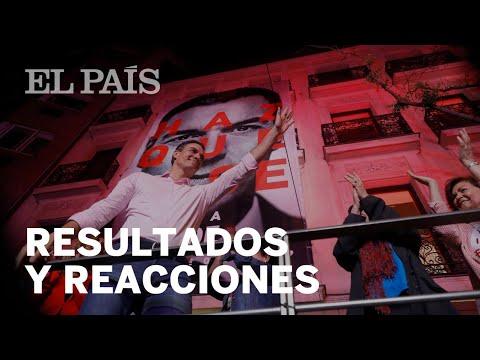 Spaniens Wahlergebnisse