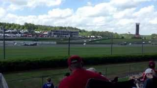 Honda Indy Grand Prix Of Alabama Parade Lap