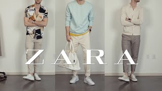 Zara Spring 2020 Haul And Lookbook | Mens Outfit Inspiration