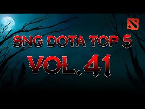 SNG Dota Top 5 vol.41