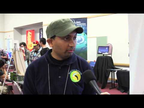 Stage select Gaming Expo - выставка компьютерных игр от канадских разработчиков