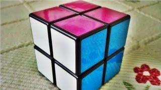 Tutorial - (1/2) - Resolver Cubo De Rubik 2x2x2