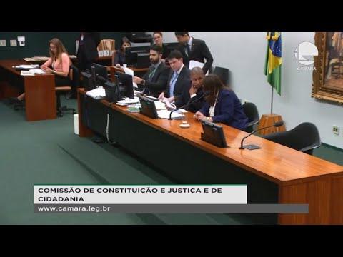 CONSTITUIÇÃO E JUSTIÇA E DE CIDADANIA - Reunião Deliberativa - 07/11/2019 - 11:54