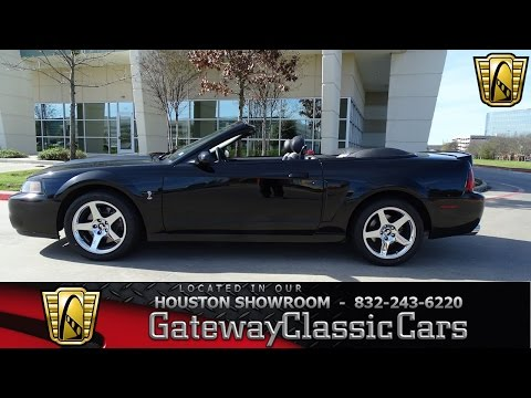 Video of 2003 Mustang located in Texas - $27,995.00 Offered by Gateway Classic Cars - Houston - KES2