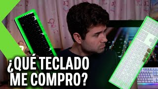 GUÍA DE TECLADOS - Teclado Mecánico o Teclado de membrana: todo lo que HAY QUE SABER