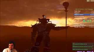 Разбор мирового рекорда по WarCraft 2 Tides of Darkness. Кампания Орков.