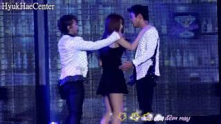 [Vietsub][SS5 in Japan DVD] Club No 1 - Super Junior ♥ Happy Valentine's Day