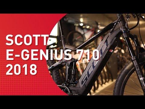 Scott E-Genius 710 - 2018 - MTB Fully E-Bike
