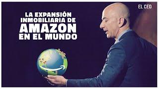 Así se ve la expansión inmobiliaria de Amazon