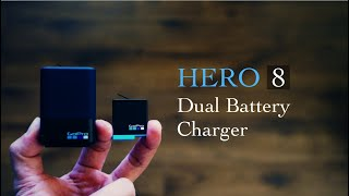 GOPRO Hero8 Dual Battery Charger - Unboxing