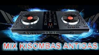 MIX KIZOMBAS ANTIGAS    MIXED BY DI NEVES