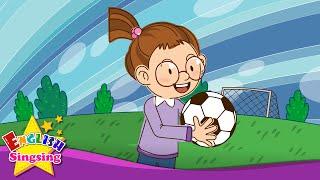 Hãy chơi bóng đá. bóng chày. (Đề nghị) - bài hát tiếng Anh