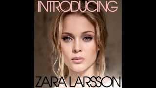It´s a wrap-Zara Larsson