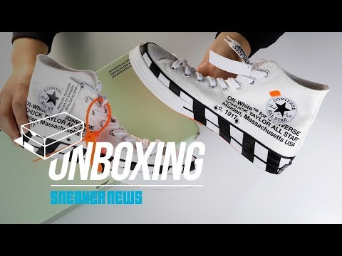Off-White Converse Chuck 70 – How to Buy + Unboxing & Review