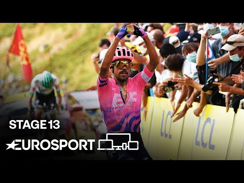 Video | Samenvatting etappe 13 Tour de France 2020