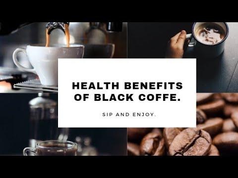 Health Benefits of Black coffee || 13 proven benefits of black coffee.