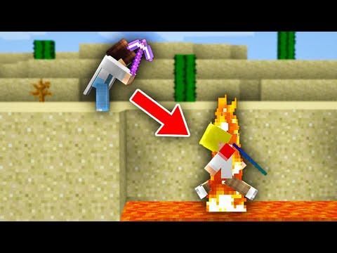 Minecraft: The Death Swap Challenge