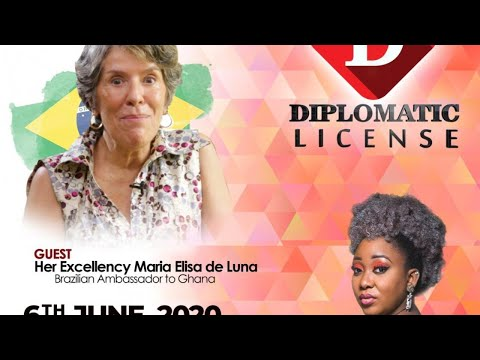 A day with Brazil's Ambassador to Ghana | Diplomatic License