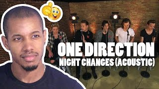 ONE DIRECTION - NIGHT CHANGES (ACOUSTIC) REACTION
