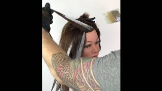 FACE FRAME BALAYAGE - How To Get the Look