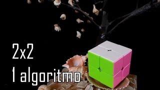 Resolver Cubo Rubik 2x2 Con 1 Solo Algoritmo | Tutorial | Fernando Malvaez