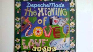 Depeche Mode -- The Meaning of Love (Fairly Odd Mix)