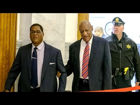 , title : 'Jury for Bill Cosby's trial appears to be deadlocked'