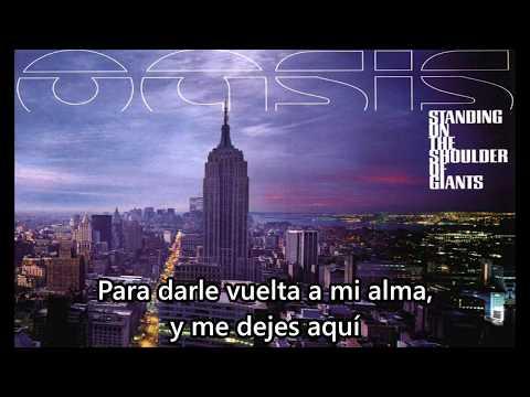 Oasis - Roll it Over (Subtitulada al español)