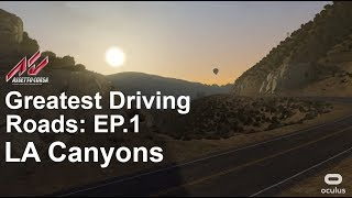 Greatest Driving Roads | EP1 | LA Canyons