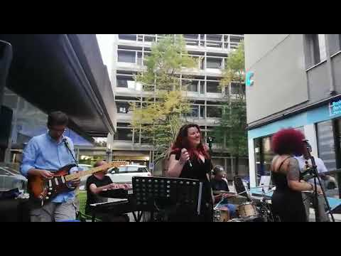 Neo`s R&B live band video preview