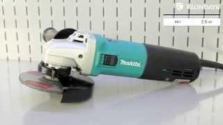 Makita 9565CVR - відео 1