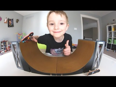 FATHR SON MINI SKATEBOARDING!