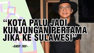 Andy /rif Ramaikan Panggung 'Gitaris Indonesia Peduli Negeri'
