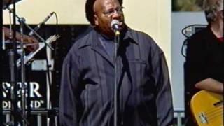 "Howard Tate - ""Live"" (Singing) Louisiana 1927"