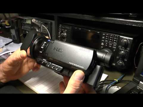 Sony HDR-CX900 Review - Compare to Canon