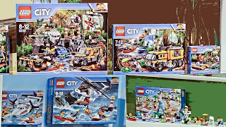 LEGO City 2017 Summer sets pictures - My Thoughts!