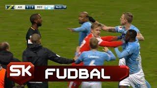 96. Minut, Gol iz Slobodnjaka i Potpuni Haos u Stokholmu | AIK - Malme | SPORT KLUB Fudbal