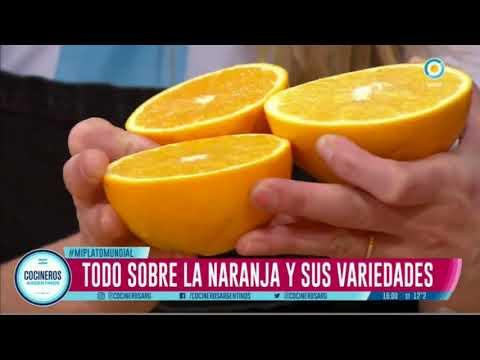 Todo sobre las naranjas