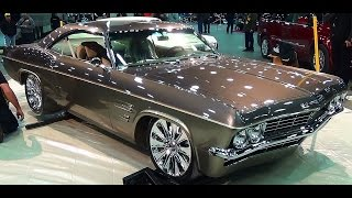 65 Impala The Imposter Foose Design 2015 Ridler Winner