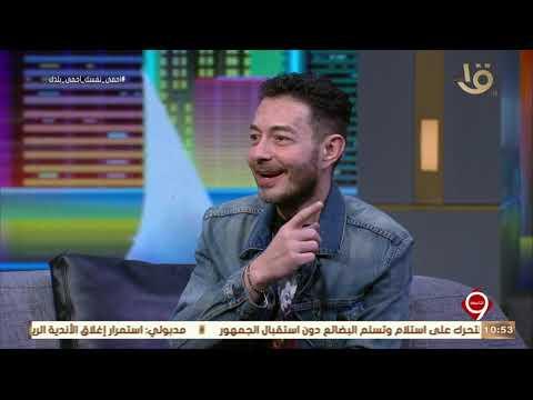 """أحمد زاهر يحكي قصة المشهد 8 – 7 في """"البرنس""""..سر حركة أذنيه"""