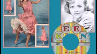 MARTI BARRIS - My First Love (1958) Excellent Teener!