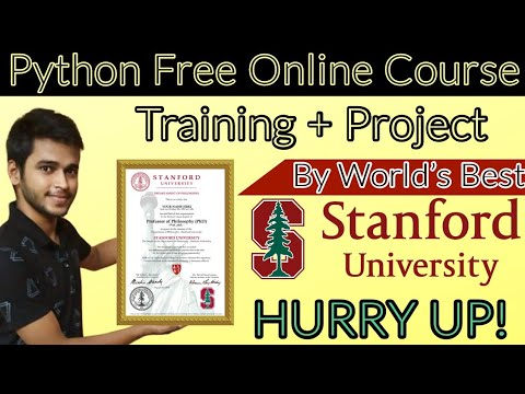 Free Python Course by Stanford University   Live Classes by ...