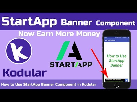 Download How To Use New Monetization Component Startapp Banner In