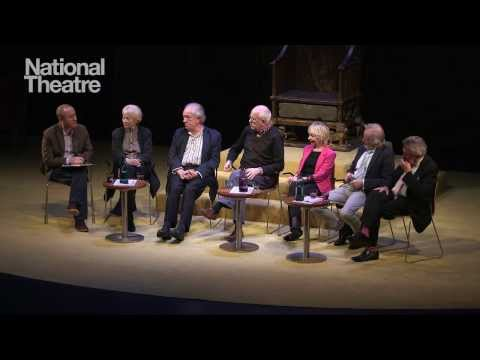 Old Vic Voices - working with Laurence Olivier