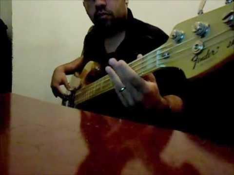 Ed Motta - Tem espaço na van (bass cover) - Rodrigo Batista