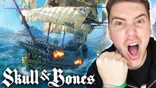 UN GIOCO DI PIRATI BELLO!! (finalmente) - SKULL & BONES Gameplay ITA