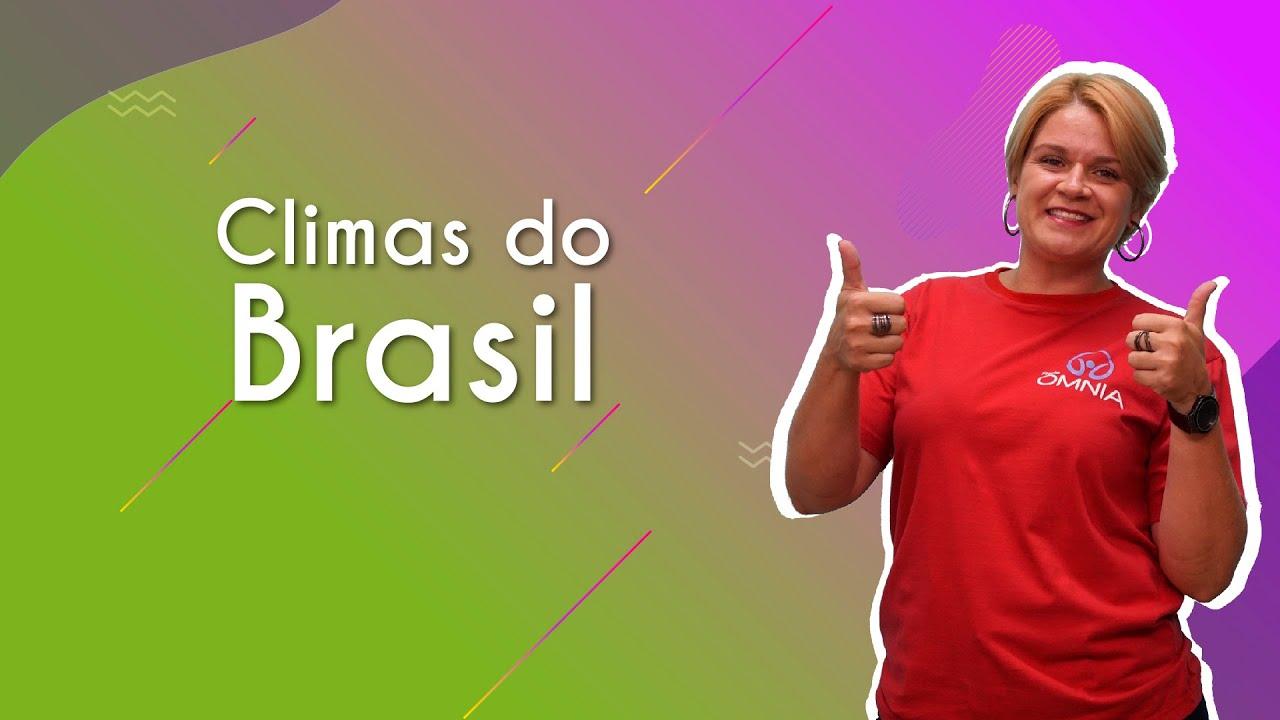 Climas do Brasil