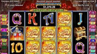 Mystic Dragon Slot (RTG) - Freespin Feature - Ultra Big Win 2000x Bet