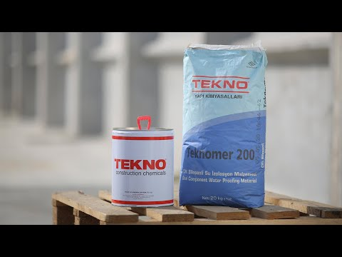 Waterproofing mixture Teknomer 200